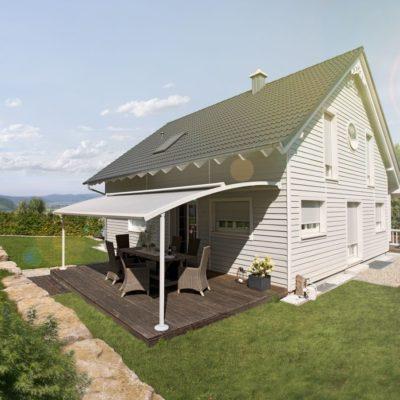 Sonnenschutz Terrasse - Kroiß Bauelemente